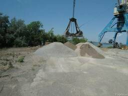Щебеночно-песчаная смесь С5 фракции 0-40 мм