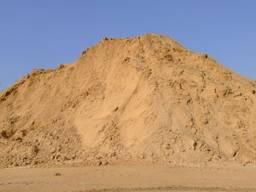 Пісок Гостомель. Доставка пісок, щебінь, відсів