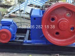 Щековая дробилка СМ-166 (смд 166, аналог СМД 108)