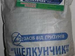 Щелкунчик гранула 5 кг - гранулированая приманка с ароматом