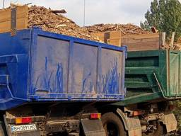Щепа деревообабатующие отходы