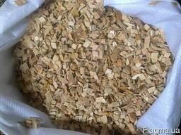 Щепа для копчения Ольховая - 12, 5 кг = 50 литров