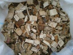 Щепа древесная технологическая / Тріска деревна технологічна
