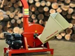 Щепорез, дереводробилка, дробилка для дерева МК-120БД