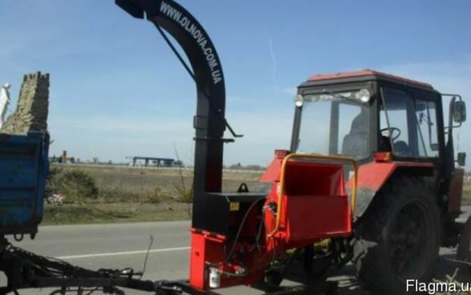 Щепорез на трактор DP 660 T (угловая)