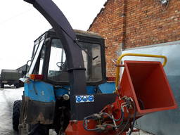 Щепоріз на трактор (щепорізка, щеподробильна машина, щепобой