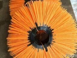 Щетка дисковая 220х900 полипропиленовая беспроставочная