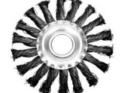 Щетка дисковая для дрели АМ 8075, 8100