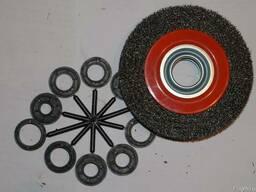 Щетка дисковая круглая 150х30