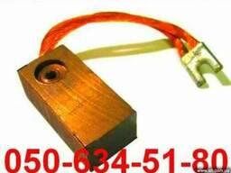 Щетка щетки для электродвигателей со склада меднографитовые
