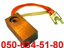 Щетка щетки для электродвигателей со склада