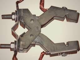 Щеткодержатель крановый МТ 12,5Х32 4-5габарит