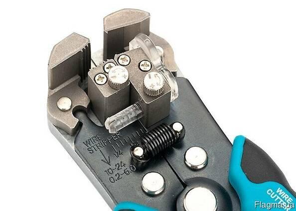 Щипці для зачистки електропроводів