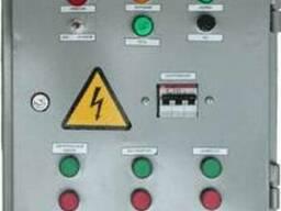 Щит автоматичного керування котлами