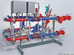 Щит автоматики систем отопления и водоснабжения