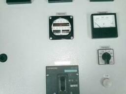 Щит управления ЩУП-к генератору типа ЕСС5