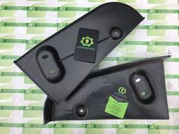 Щиток 509.046.0033 (защита цепи пластик) цепи секции УПС