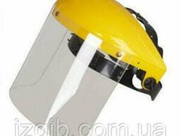 Щиток защитный поликарбонат, резинка
