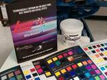 Каски для текстиля Ecxcalibur Canada White 551 Panone mixing - фото 3