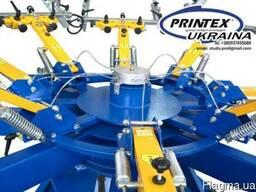 Шелкотрафаретный ручной станок текстиля MAN Printex - фото 4
