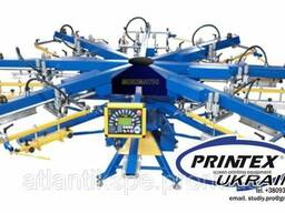 Шелкотрафаретные печатные станки Minimatic 41*41см. ..