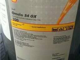 Shell Omala S4 GX 320 редукторное масло (20л. )