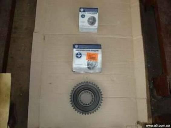 Шестерни на коробку МТЗ и Газ-53