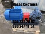 Шестеренные насосы НМШ 2-40-1,6/16 масляные объемные агрегат - фото 1