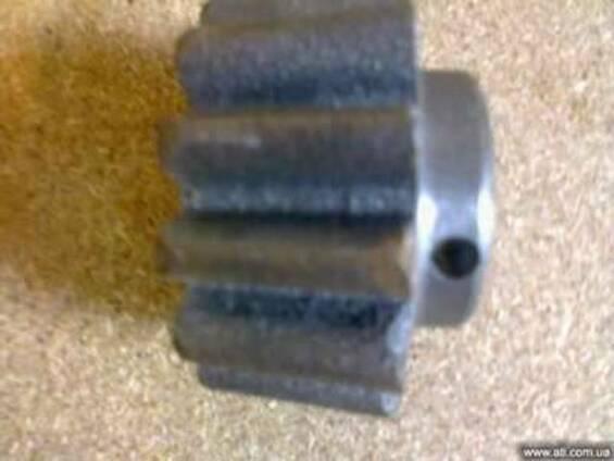 Шестерня для бетономешалки оригинал 13 зубов