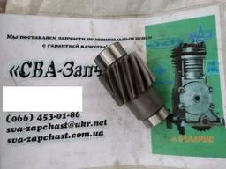 Шестерня КОМ ГАЗ 3307 ведомая косой зуб Z-14 под кардан