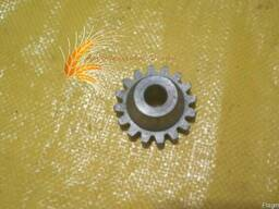 Шестерня (металлическая) смазки редуктора ПД 10