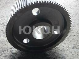 Шестерня промежуточная для гранулятора ОГМ 1,5