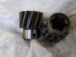 Шестерня редуктора ПД23У пускового двигателя бендекса гусеничного трактора Т130 Т170 ЧТЗ