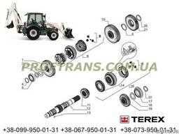 Шестерня трансмиссии TEREX 970 терекс синхрогизатор.
