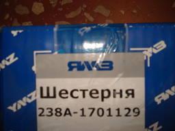Шестерня вторичного вала ЯМЗ, 238А-1701129, КПП-238А, Б, ВМ