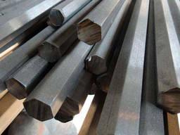 Шестигранник стальной по ст 45 размеры на складе