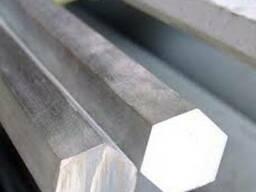Шестигранник з нержавіючої сталі AISI 430 технічна 12х17