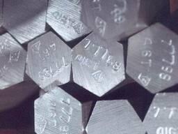 Шестигранник нержавеющий калиброванный 30х13, 40х13