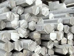 Шестигранник сталь ст. 40Х (гост 4543-71) от 10-95 мм