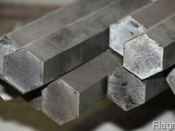 Шестигранник стальной горячекатаный ГОСТ 2879-88