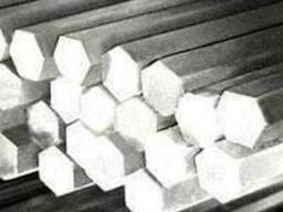 Шестигранники калиброванные - фото 1