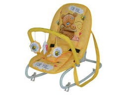 Шезлонг Lorelli Top relax yellow bear