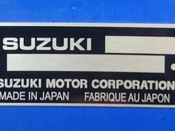 Шильдик шильд шильда на лодочный мотор Suzuki
