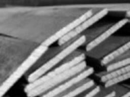 Шина алюминиевая 50х6, 50х10, 60х3 АД31Т АД0 сплав тв тверда