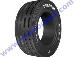 Шина цельнолитая Delasso R103_15х5 1/2-9 (140/55-9) QUICK