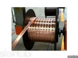 Шина медная(полоса) Толщина: от 5 мм до 10 мм, марка М1, М2