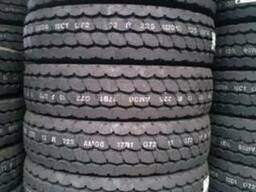 Шина резина 320R508 (12.00R20) AM06 TT Hankook