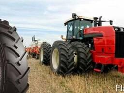 Шини для тракторів, комбайнів та іншої сільгосптехніки