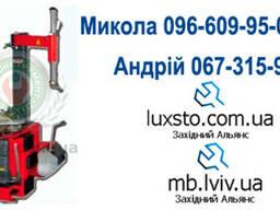 Шиномонтаж, шиномонтажное оборудование mb tc 322