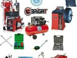 Шиномонтажное оборудование Bright Акция!